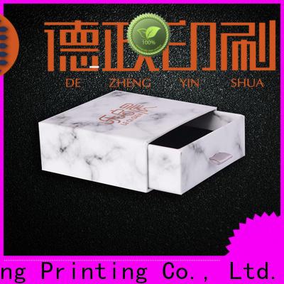 Dezheng paper box china customization