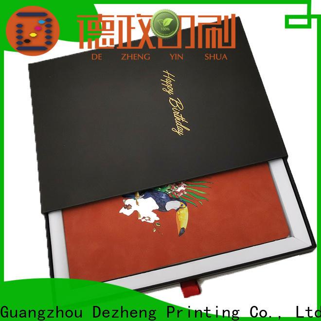 Dezheng custom gift boxes manufacturers