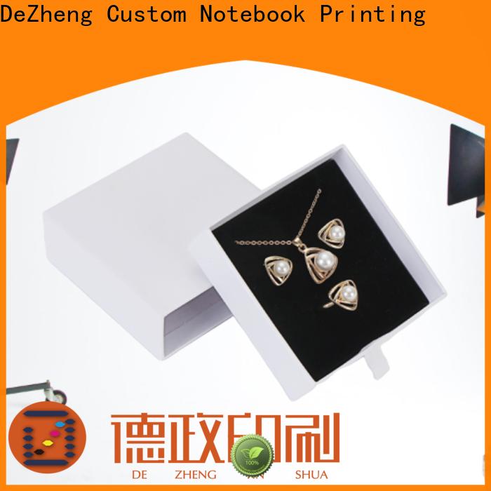 Dezheng Supply custom paper box Supply