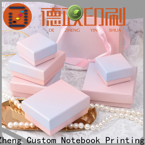 Dezheng paper box factory customization