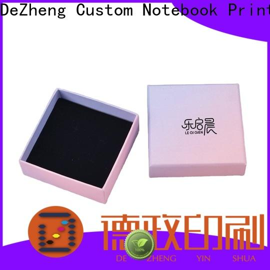 Dezheng Suppliers custom printed boxes customization