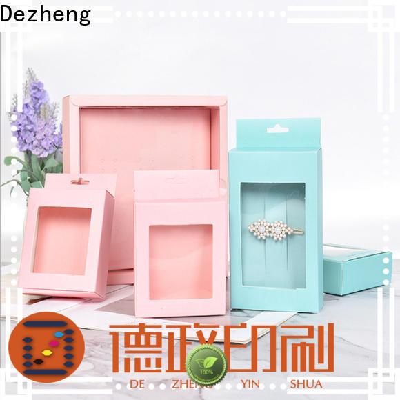 Dezheng paper box manufacturer
