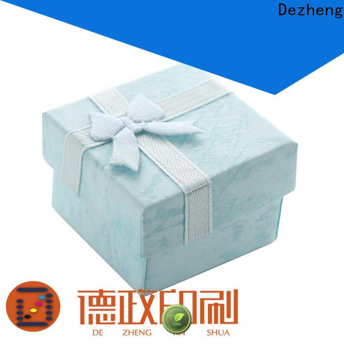Dezheng Supply kraft paper gift box