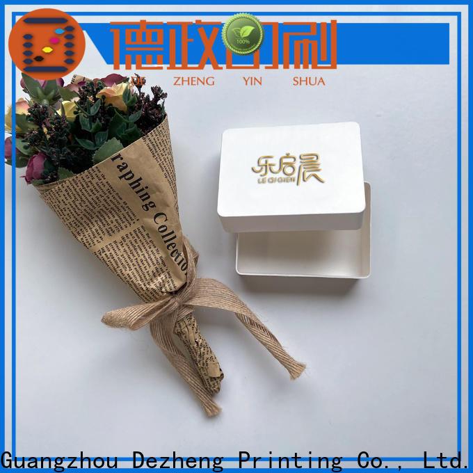 Dezheng customization paper box china for business