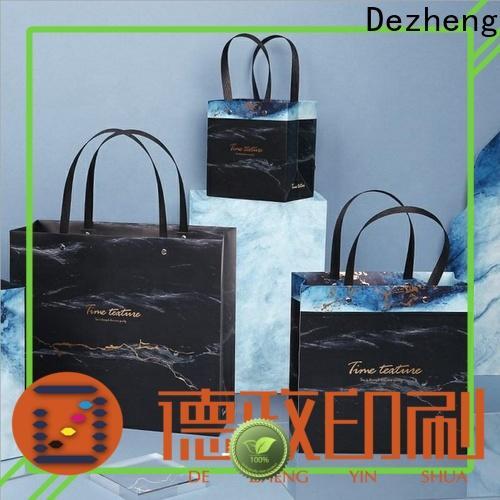 Dezheng customization cardboard box company for business
