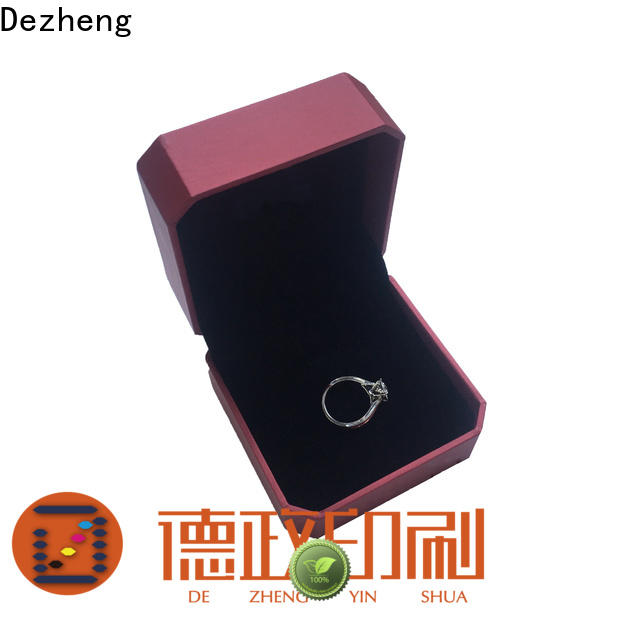 Dezheng Supply custom cardboard boxes manufacturers