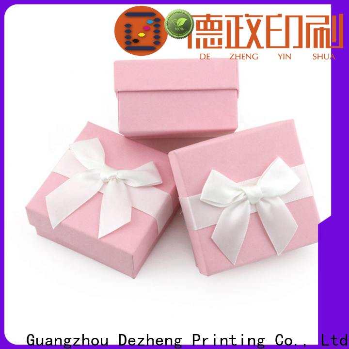 Dezheng custom packaging boxes Suppliers