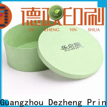 Dezheng cardboard box price customization