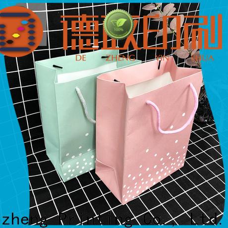 Dezheng customization cardboard box company manufacturers
