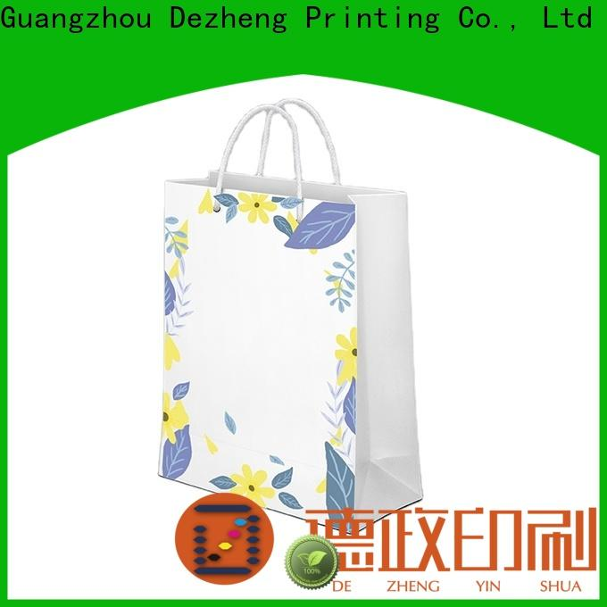 Dezheng Suppliers custom boxes with logo Supply