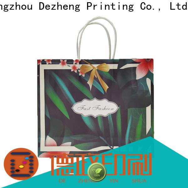 Dezheng customization cardboard packing boxes Supply