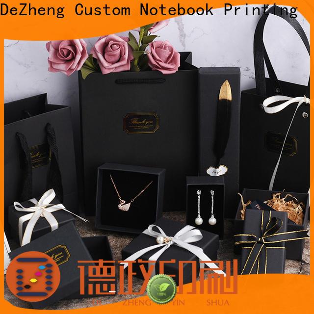 Dezheng customization custom printed paper boxes customization