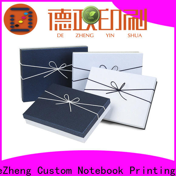 company kraft paper gift box Supply