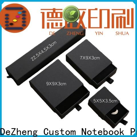 Dezheng cardboard gift boxes manufacturers