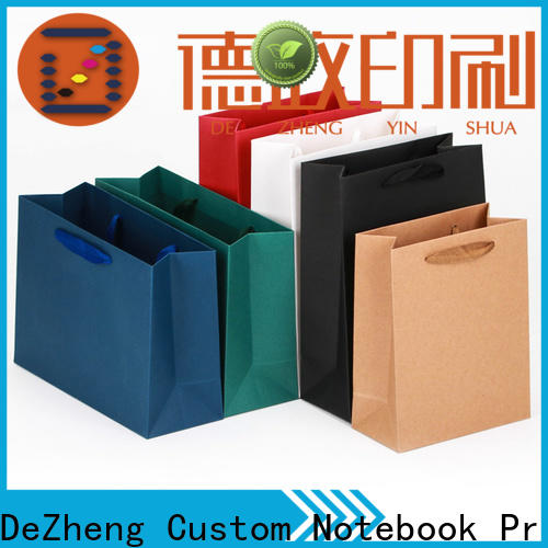 Dezheng company custom boxes with logo customization