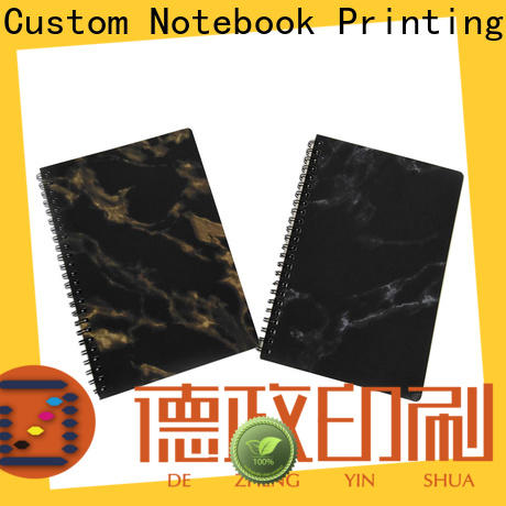 Dezheng spiral Chinese Notebook Manufacturers for journal