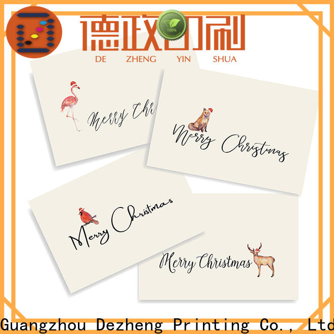 portable contemporary christmas cards cards for business for Christmas gift