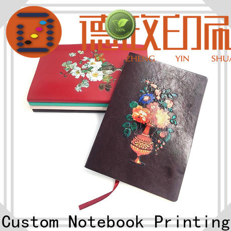 Top custom printed notebooks lined manufacturers for career