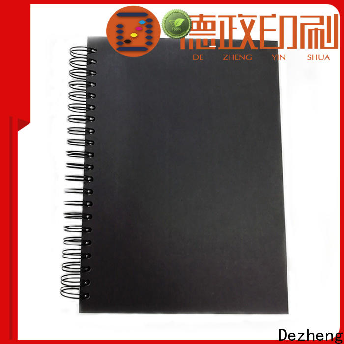 Dezheng kraft scrapbook paper albums company For Memory