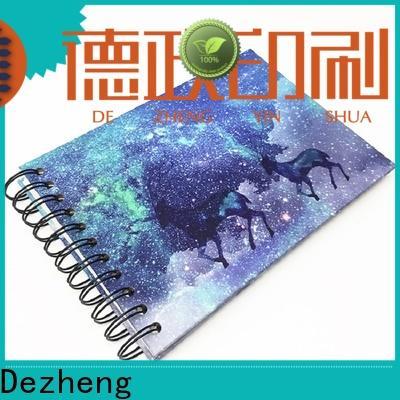 Dezheng portable photo scrapbook company for festival