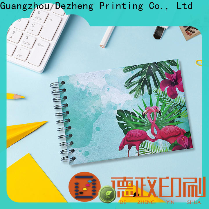 Top self adhesive scrapbook albums photo customization for festival