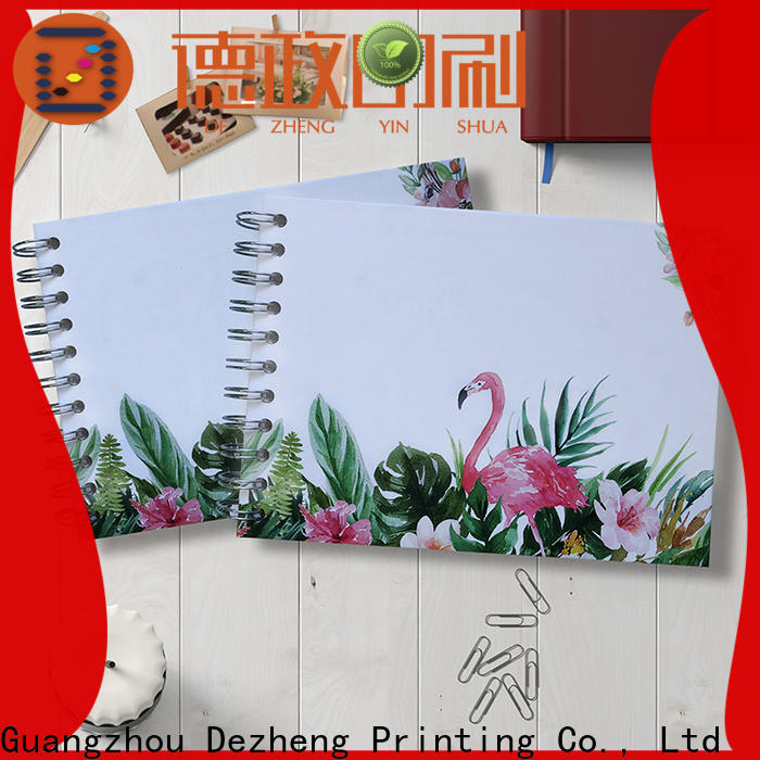 High-quality kraft self adhesive photo album cover for business for festival