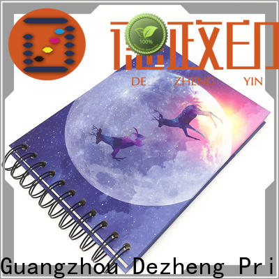 Dezheng durableBest self adhesive photograph albums for gift
