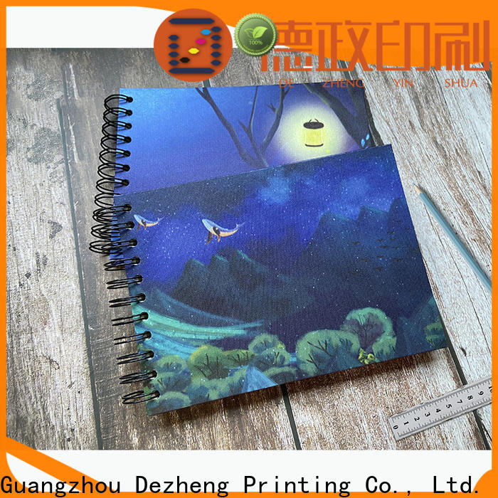 Dezheng durable Notebooks For Students Wholesale for personal design