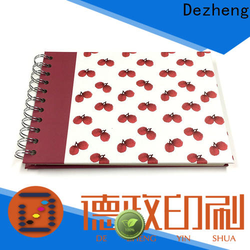 Dezheng Wholesale self stick albums for photographers for festival