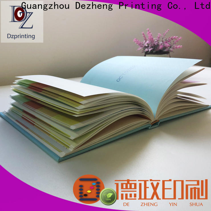 Dezheng Wholesale Wholesale Paper Notebook Suppliers factory for journal