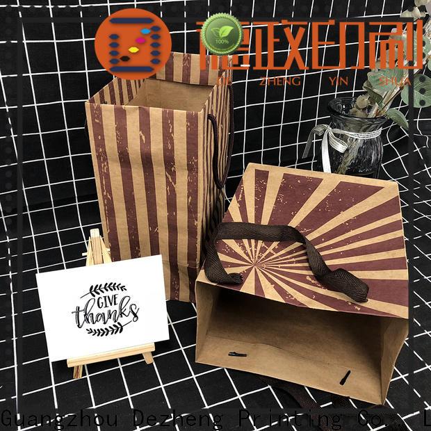 Dezheng Supply custom cardboard boxes customization