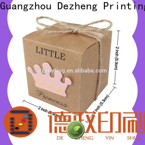 Dezheng paper box company for business