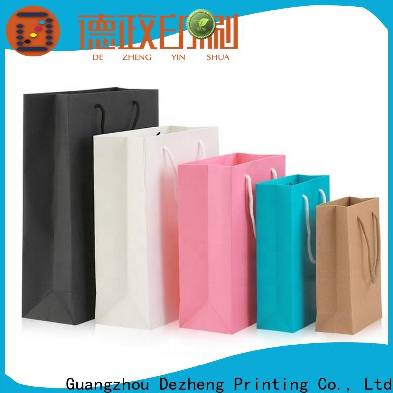 Dezheng for business custom printed paper boxes for business