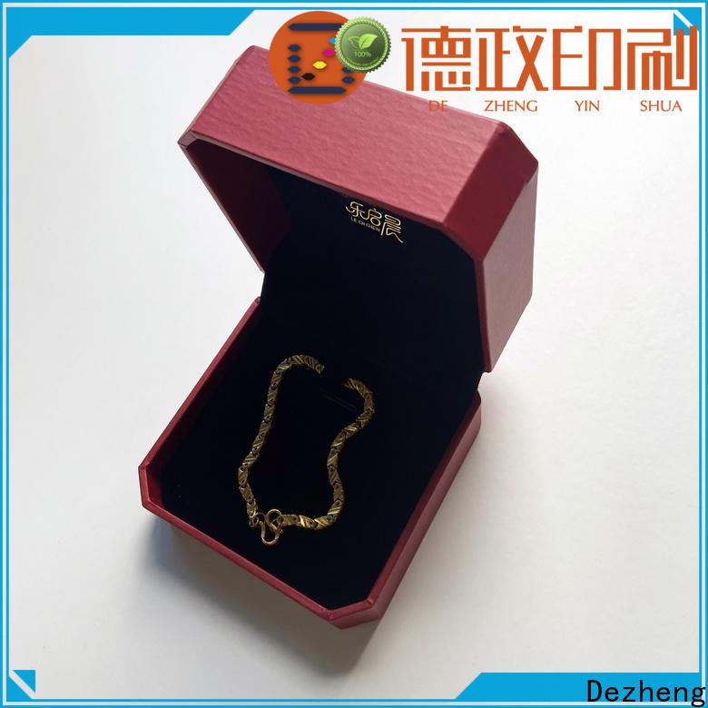 Dezheng custom gift boxes factory