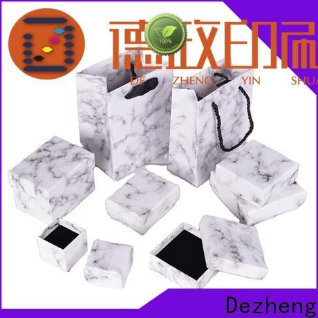 Dezheng company packing paper box