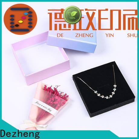 Dezheng company paper box factory customization