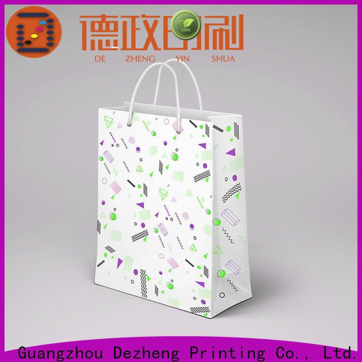 Dezheng manufacturers custom paper box