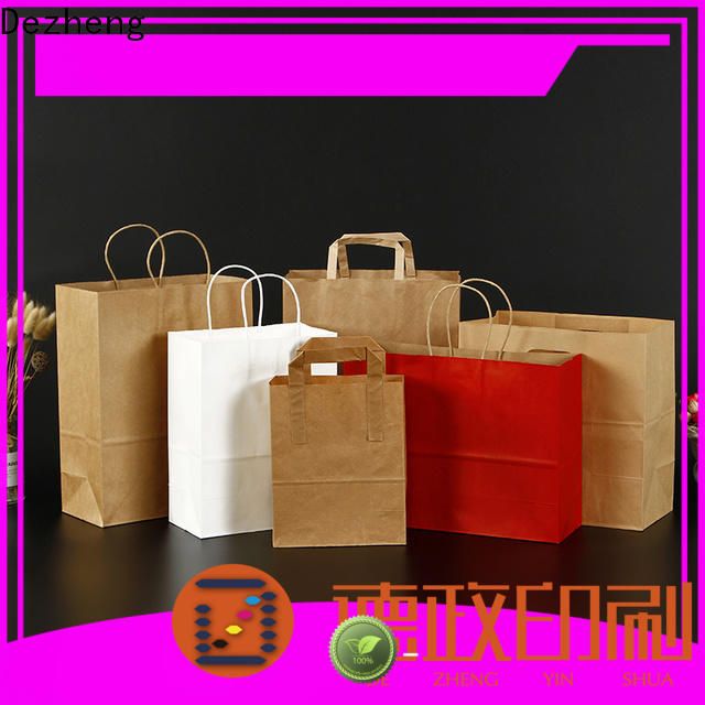 Dezheng company paper packing box Suppliers
