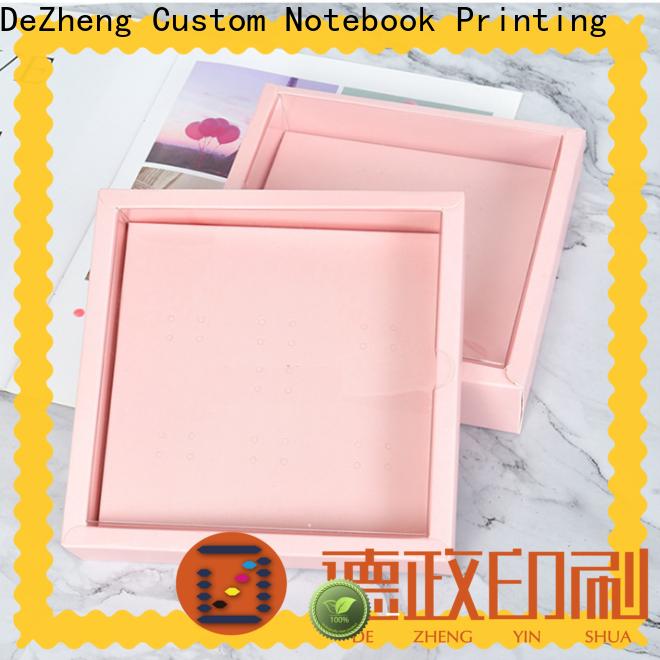 Dezheng Suppliers paper box packaging manufacturers