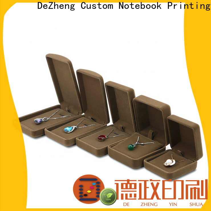 Dezheng custom printed boxes Suppliers