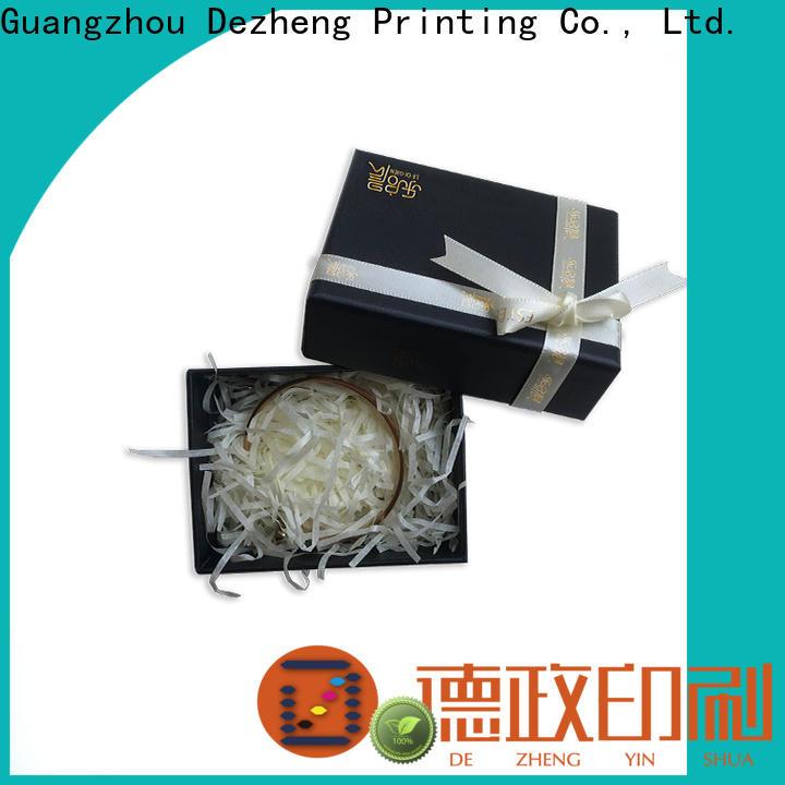 Dezheng high quality paper box Supply