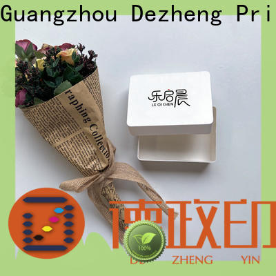Dezheng factory recycled paper box Supply
