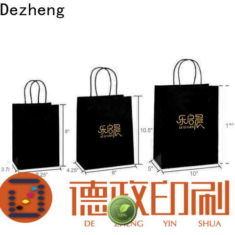 Dezheng customization paper box jewelry Supply