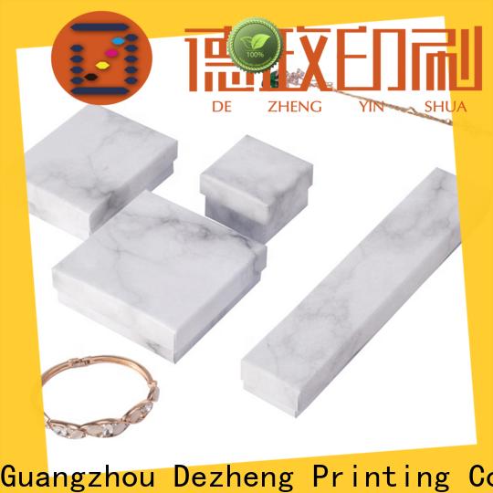 Dezheng Suppliers paper flower box factory