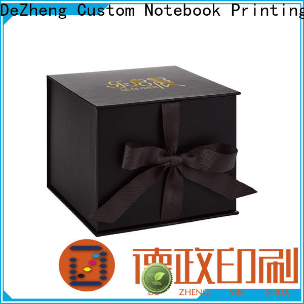 Suppliers recycled paper jewelry boxes customization