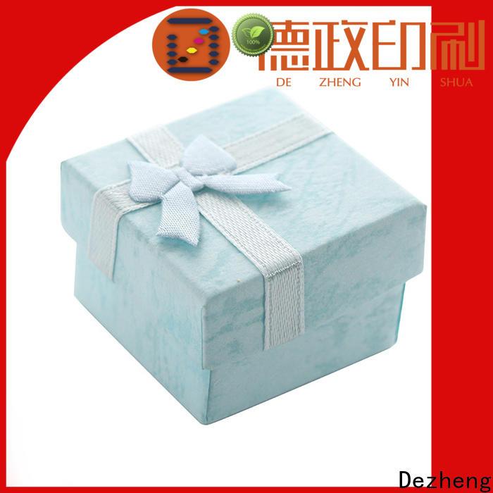Dezheng Suppliers cardboard shoe boxes factory