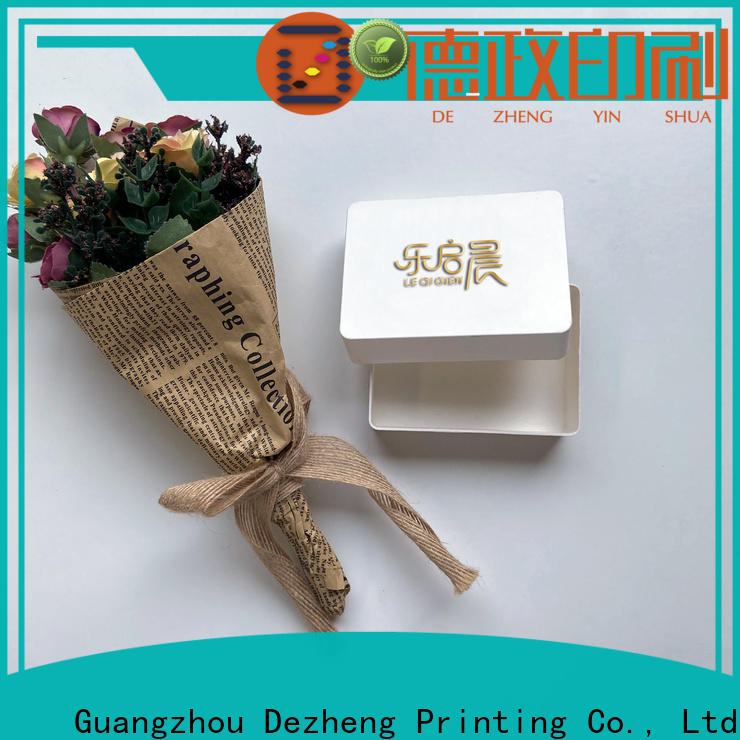 Dezheng Suppliers custom packaging boxes company