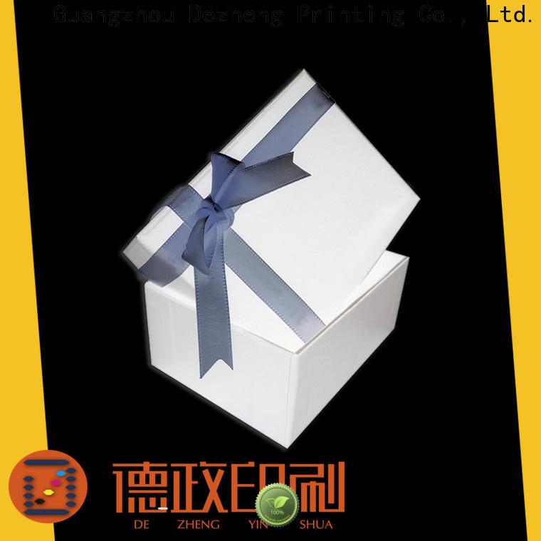 Dezheng company cardboard box company Supply