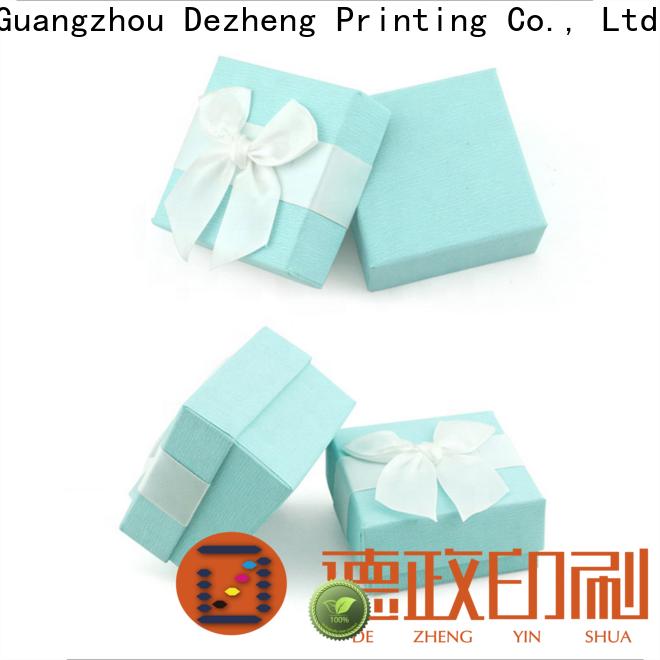 Dezheng Supply paper flower box