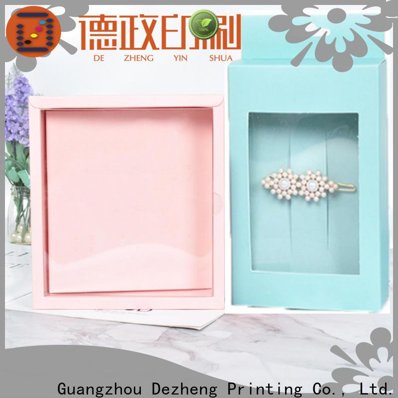 Dezheng Supply cardboard box manufacturers company